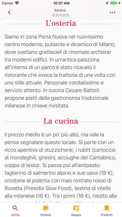 Osterie d'Italia 2019 screenshot-3
