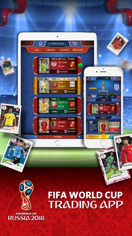 FIFA World Cup 2018 Card Game screenshot-0