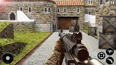 War of Army Shooter Commando screenshot two