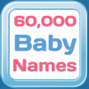 60,000 Baby Names Pro