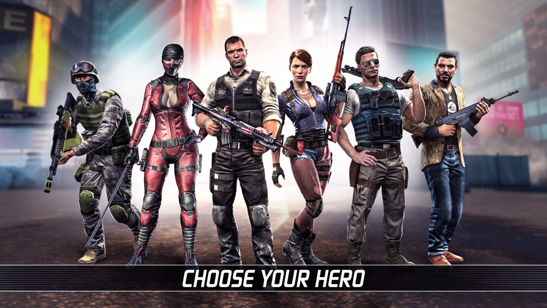 UNKILLED - Zombie Online FPS - Online Game Hack and Cheat | Gehack.com
