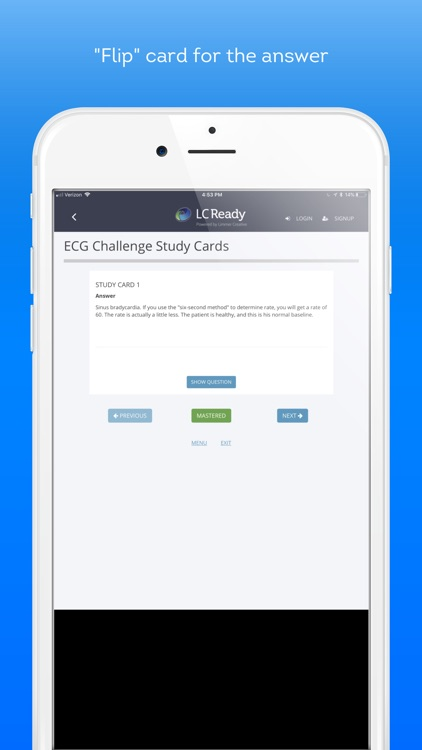 ECG Challenge screenshot-3