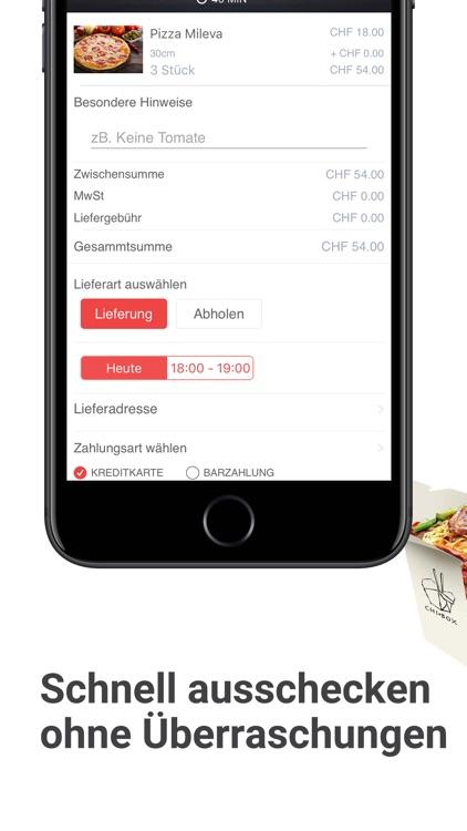 BRING8: ordering food screenshot-3