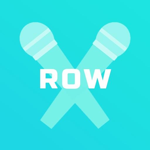 Row X icon