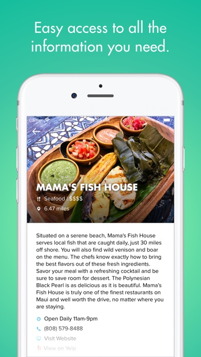 Image of Discover Maui - Travel Guide for iPhone
