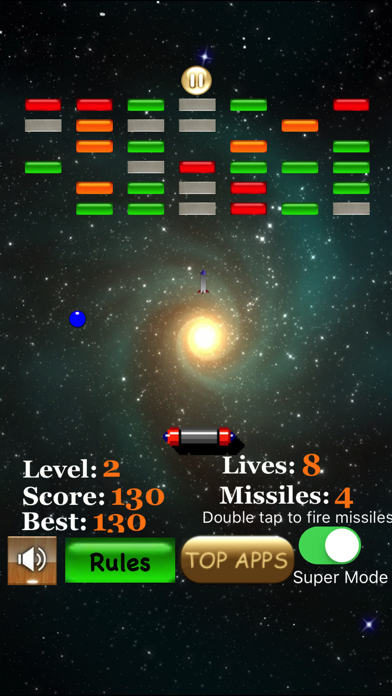 Bricks Arkanoid screenshot 2