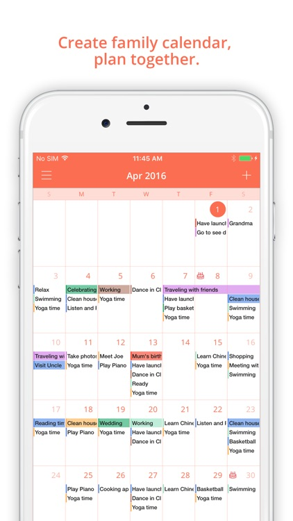 Calendar App For Iphone That Can Be Shared