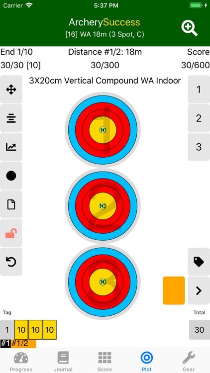 ArcherySuccess - Score & Plot screenshot-3