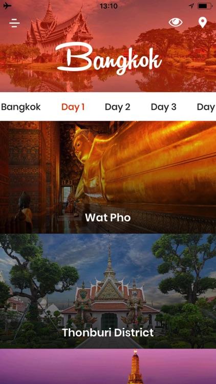 Bangkok Travel Guide Offline