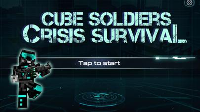Cube Soldiers: Crisis Survivalのおすすめ画像1
