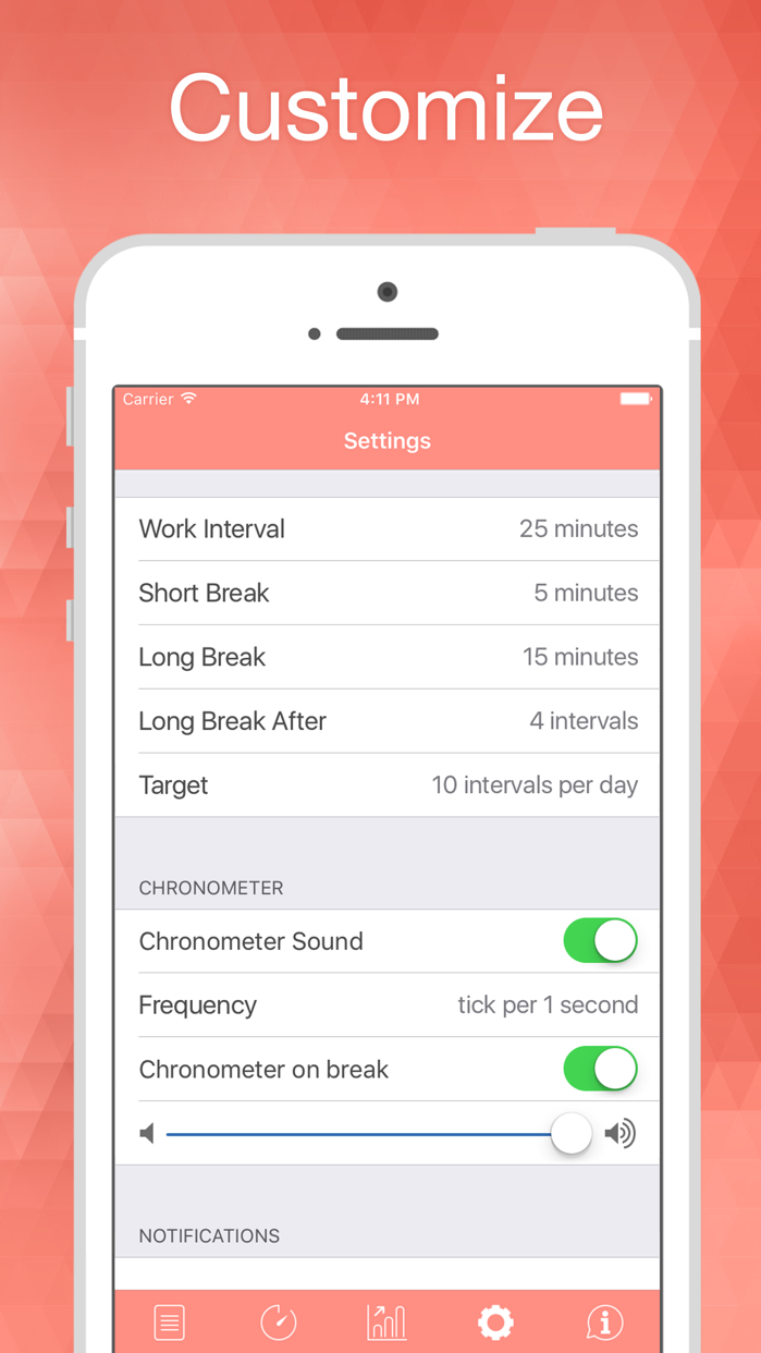 Be Focused - Focus Timer Screenshot