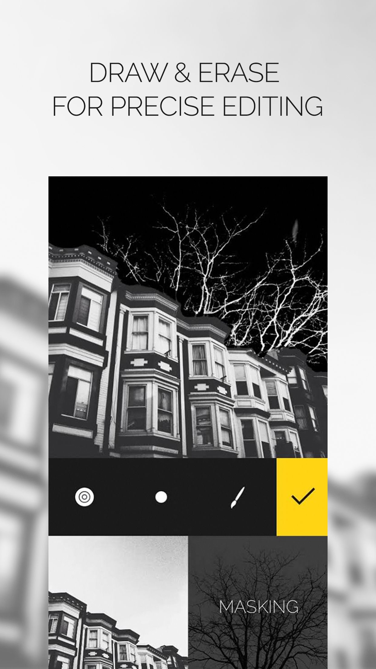 Fused: Overlay Photo Blender Screenshot
