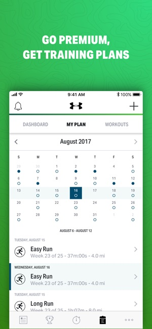 Map My Hike by Under Armour on the App Store Map My Hike on