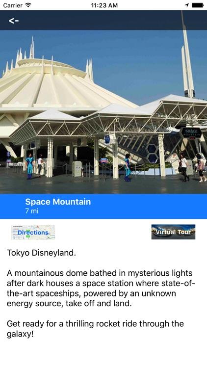 VR Guide: Tokyo Disneyland screenshot-3