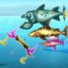 ハント 鮫 : ゲーム アーチェリー 釣り