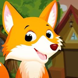 Cute Fox Rescue Game
