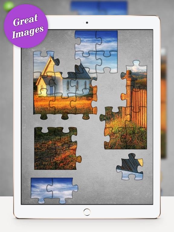 【拼图类】Jigsaw Puzzle App