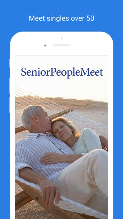 Senior People Meet