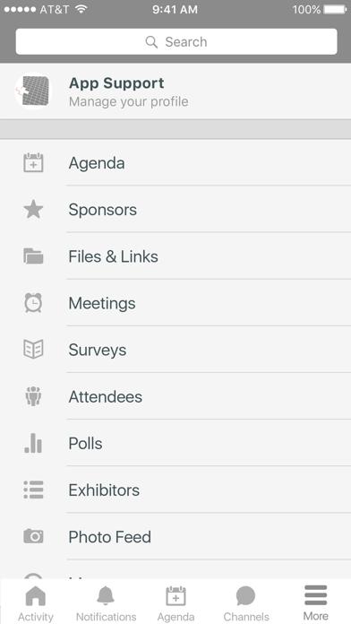 SMG Veranstaltungen screenshot 2