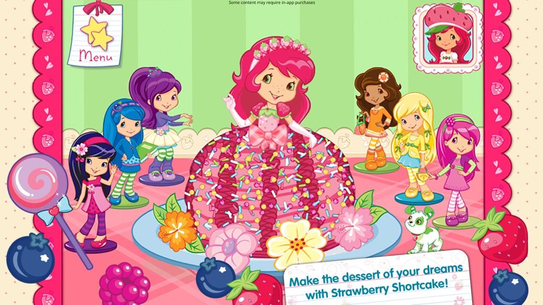 Strawberry Shortcake Bake Shop Online Hack Tool