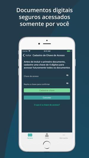 Carteira Digital De Trânsito Im App Store