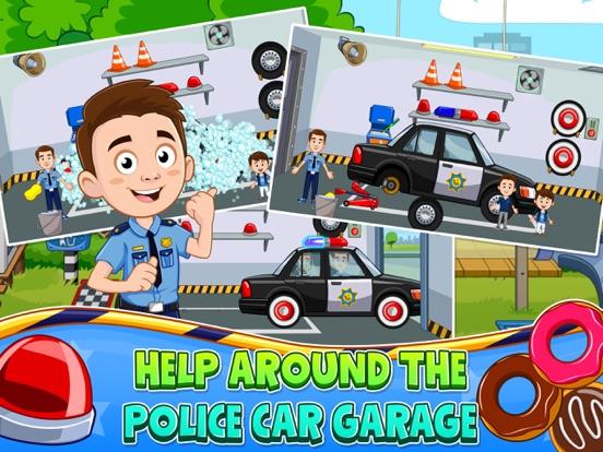 My Town : Police Screenshots