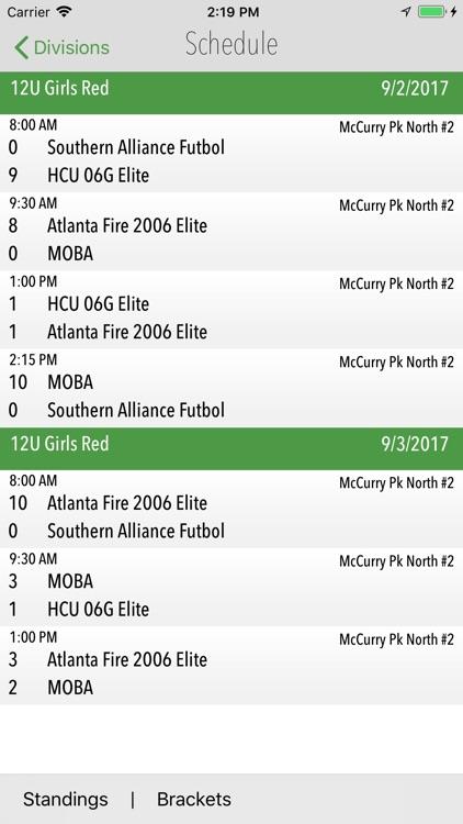 Atlanta Cup screenshot-4