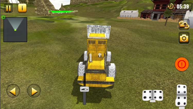 Sand Excavator Crane Simulator screenshot-3