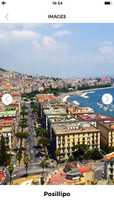 Naples Travel Guide Offline screenshot two