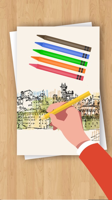 Draw and Color to make notes-1