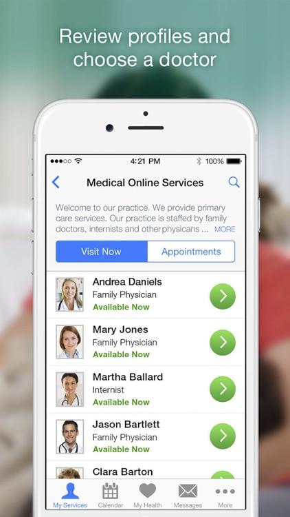Baptist Health Care On Demand