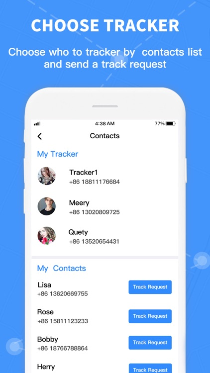 FindU - #1 location share app screenshot-4