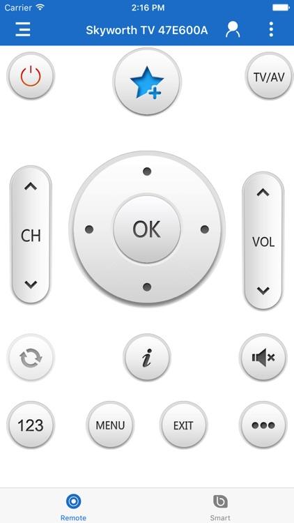 Remote Control (Universal)