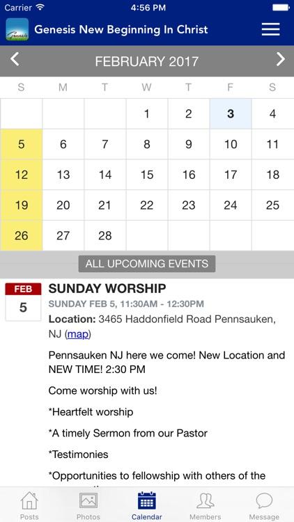 Genesis New Beginning In Christ by GroupAhead