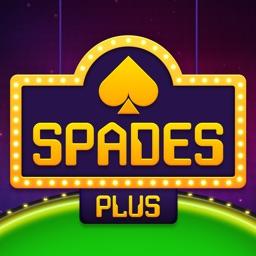 Spades plus- Spade broken card