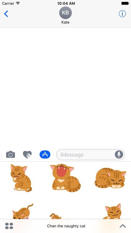 Chan the naughty cat screenshot-3