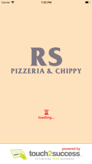 RS Pizzeria & Chippy screenshot one