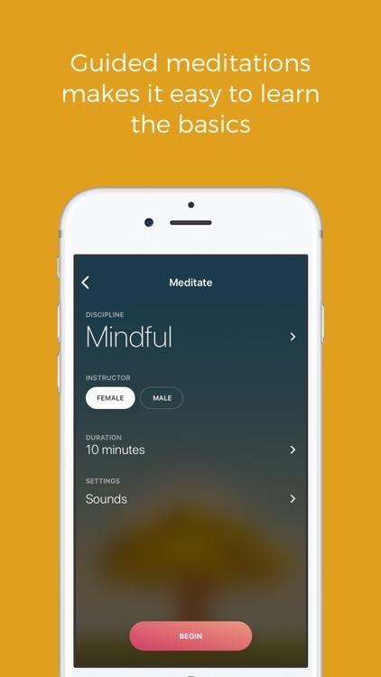Oak - Meditation & Breathing
