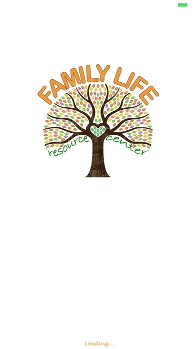 Screenshot #1 for Family Life Resource Center