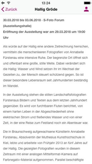 Stadtmuseum Schleswig Screenshot