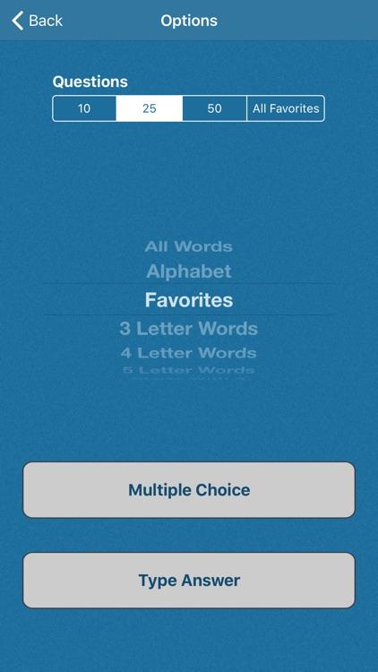 ASL Fingerspell Dictionary screenshot-5