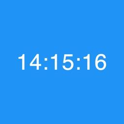 ColorClock - RGB Hex Clock