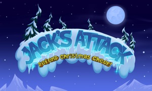 Jack's Attack - Defend Christmas Cheer!