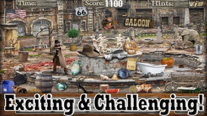 download Hidden Objects Ghost Town Time apps 1