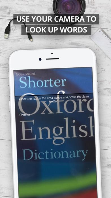Oxford German Dictionary Screenshot 5