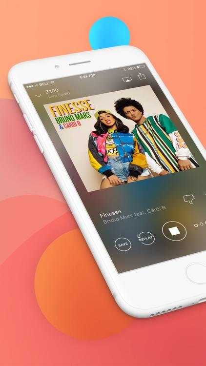 iHeartRadio screenshot-0