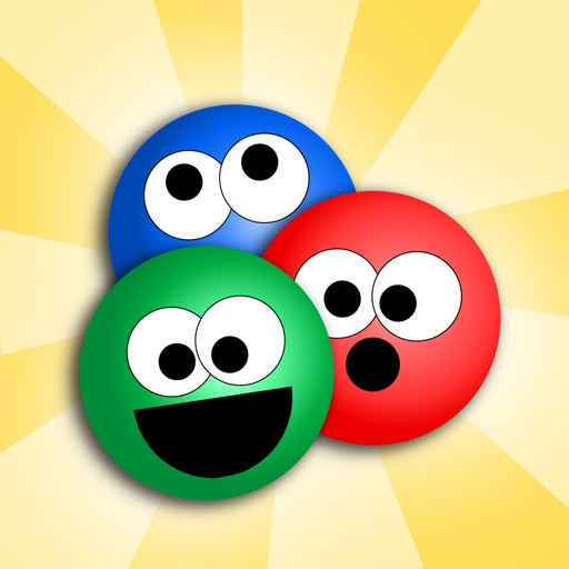 Catch a Color Deluxe - Casual Ball Dropping Game