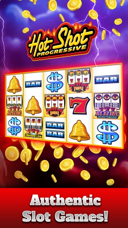 777 Slots - Hot Shot Casino screenshot-4