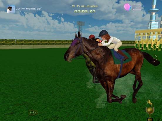 Jumpy Horse Racing Screenshots