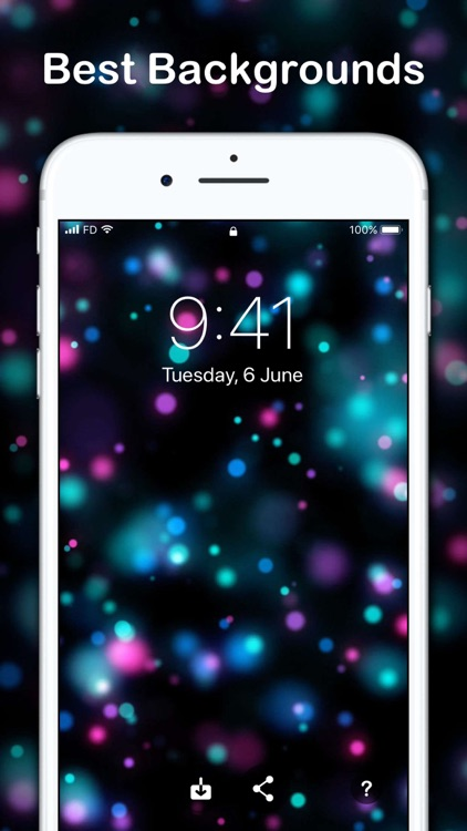 Live Wallpapers for iPhone HD screenshot-2